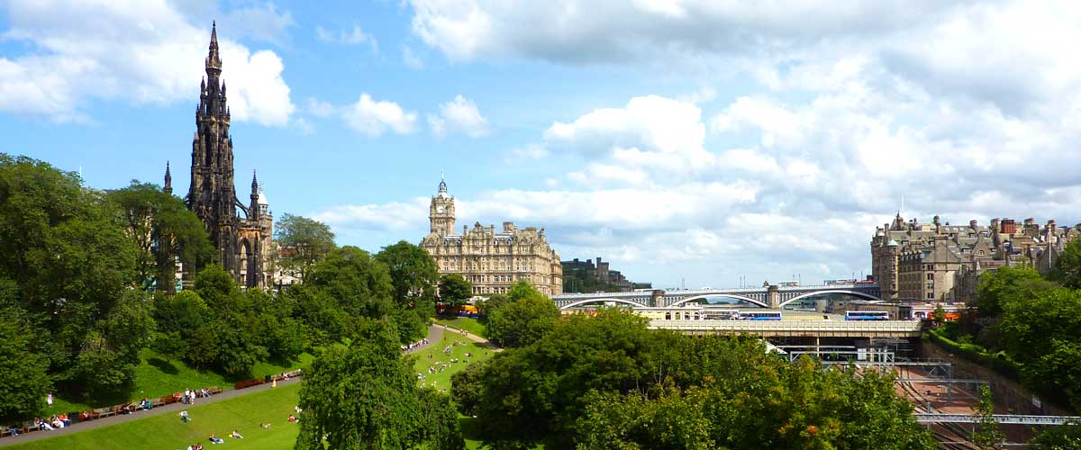 Edinburgh City Centre